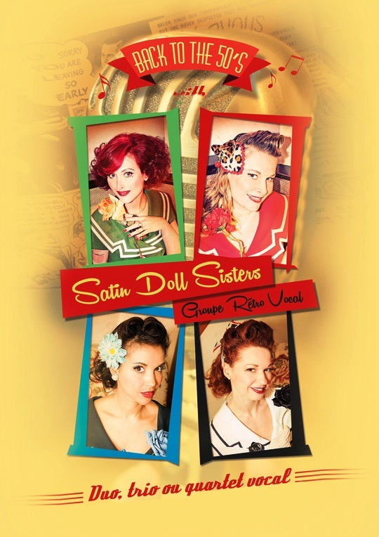 Les Satin Doll Sisters