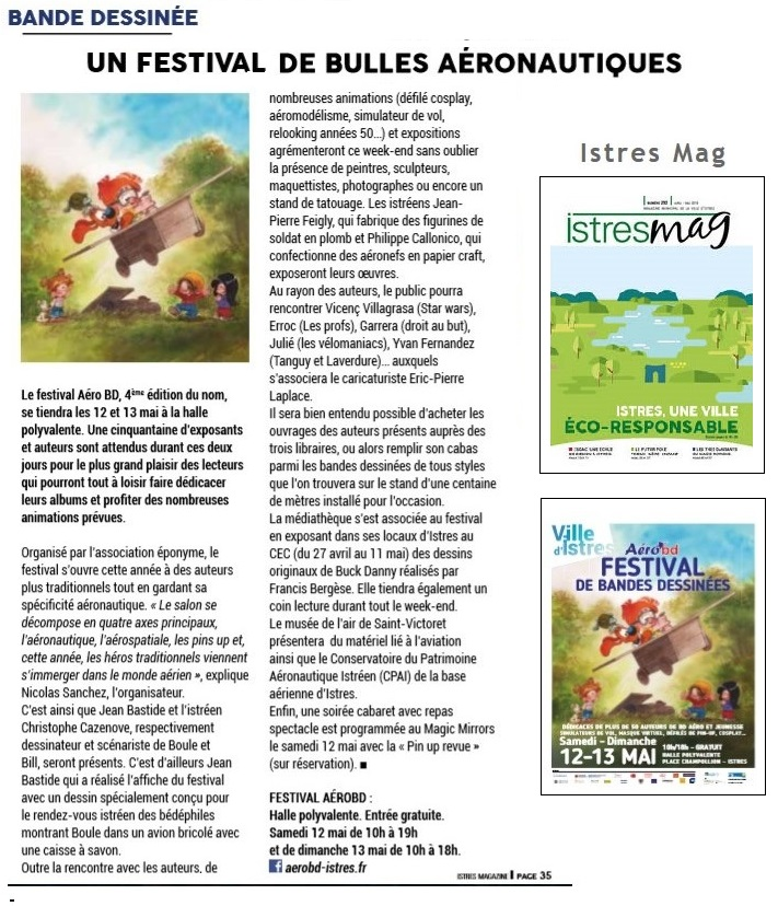 article istres mag 2018