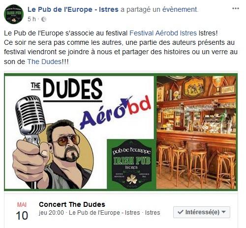 facebook pub europe