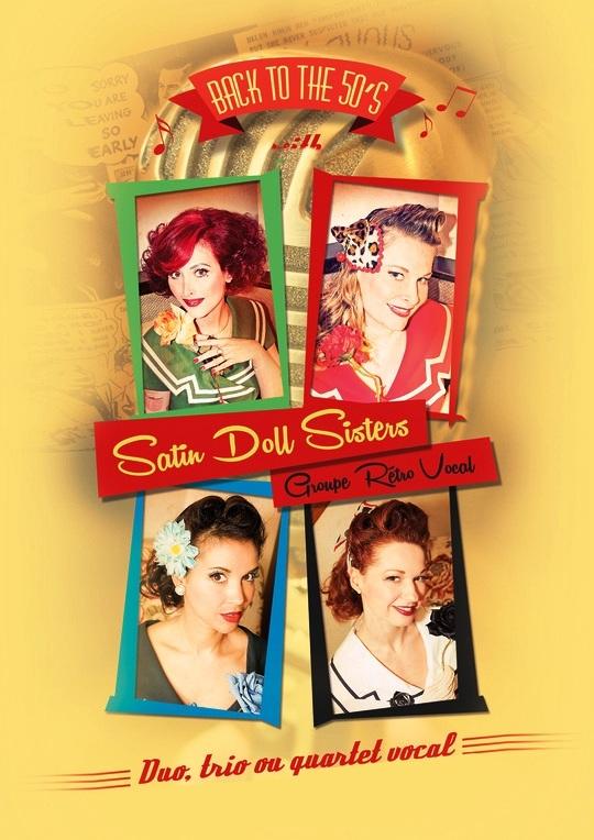 Les Satin Doll Sisters